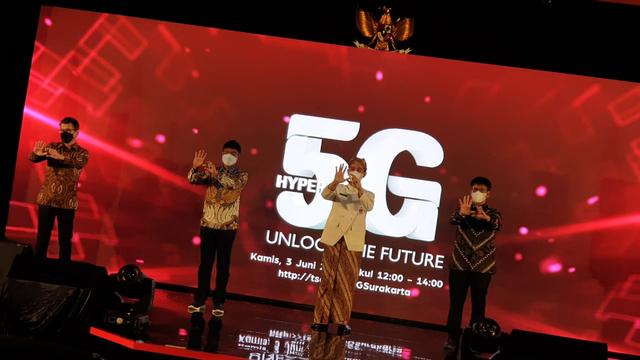Jaringan 5G dari Telkom Perkuat Ekosistem Digital Masyarakat Indonesia (681405)