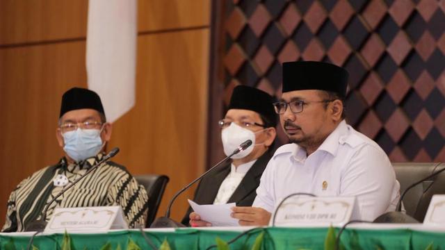 Penjelasan Lengkap Menag soal Indonesia Tak Berangkatkan Jemaah Haji Tahun 2021 (123791)