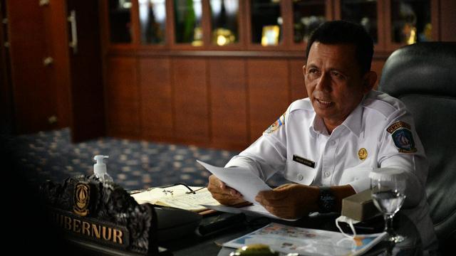 Gubernur Kepri Ajak Gubernur se-Sumatera Bangun Tourism Linkage (224536)