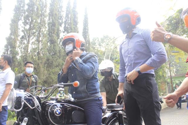 Harga Motor Klasik BMW Ridwan Kamil Saat Boncengi AHY, Setara Toyota Innova! (2605)