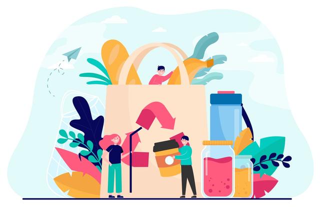 Ladies Wajib Tahu, Ini 5 Tips Belanja Bulanan yang Ramah Lingkungan (406219)