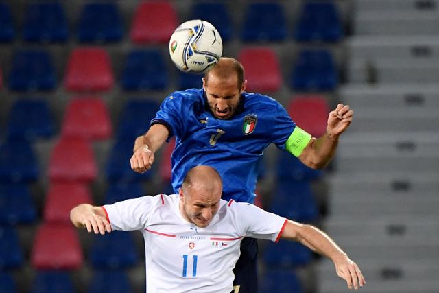 7 Bintang Timnas Italia di Euro 2020, Dua Pemain Mentas di Luar Serie A (25424)