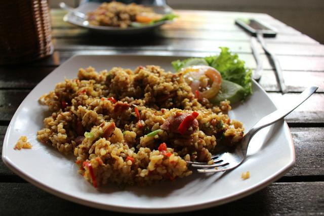 Resep Nasi Goreng Kambing Bumbu Kari yang Nikmat (17206)