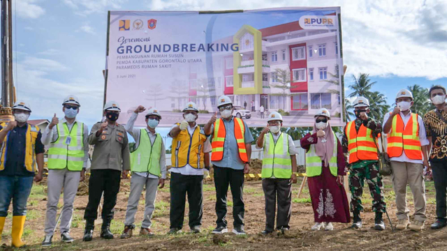 Rachmat Gobel Ingatkan Tak Korupsi Dana Pembangunan: Ini dari Pajak Rakyat (74266)