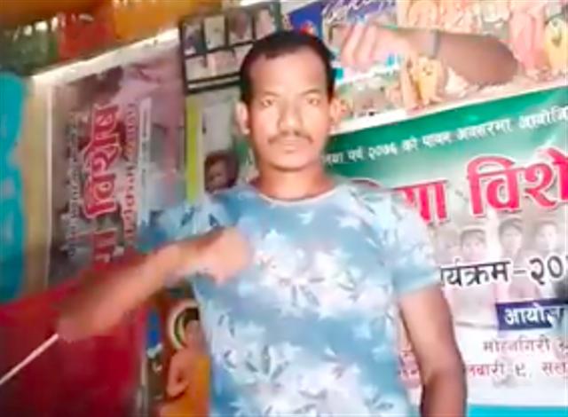 Viral, Video TikTok Canggung Ala Seorang Pria di India (28722)