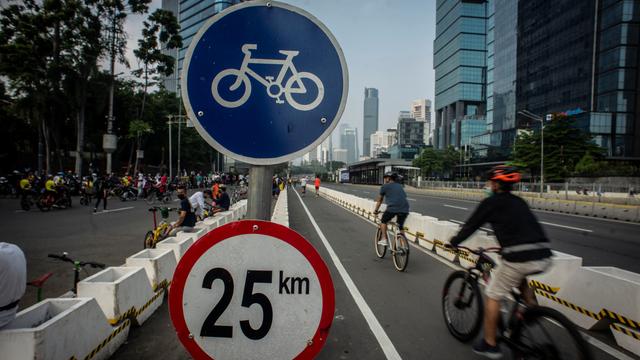 Ulil Abshar: Jangan karena Program Anies, Jalur Sepeda Dibongkar (991472)