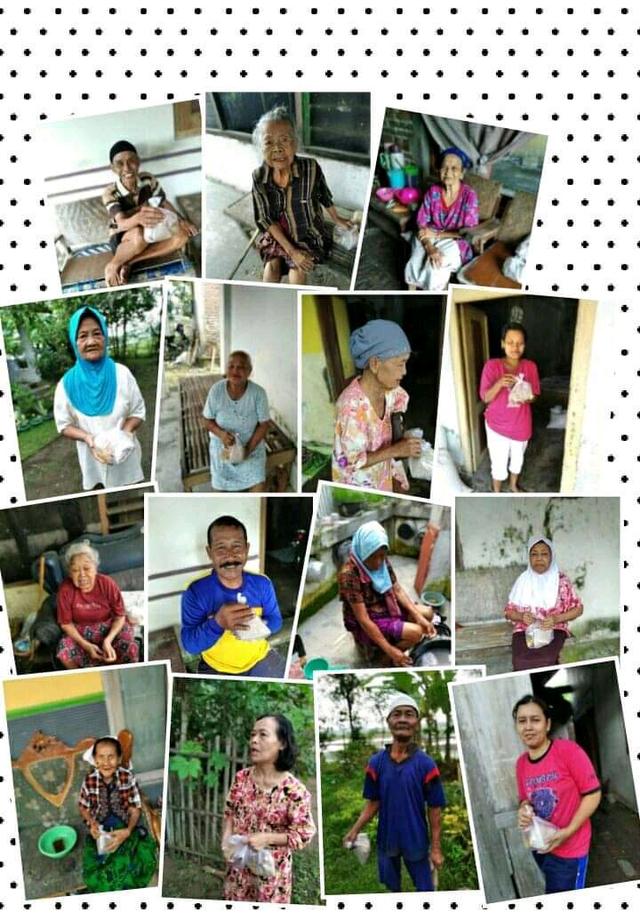 Jumat Berkah dengan Sedekah di Masa Pandemi COVID-19 (27025)