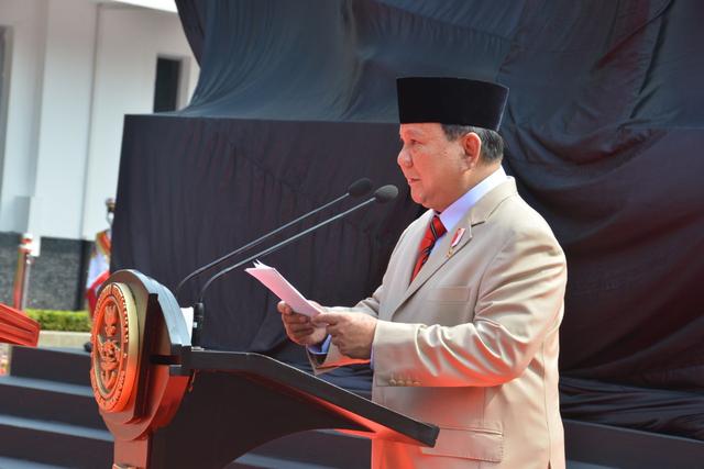 Prabowo: Jika Perang, Kita Tak Bisa Buru-buru ke Supermarket Beli Alat Perang (367883)