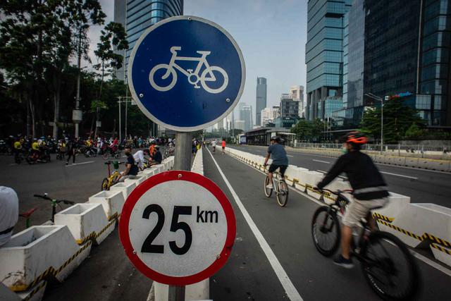 Intip Road Bike Ahmad Sahroni, Anggota DPR yang Usulkan Jalur Sepeda Dibongkar (43433)