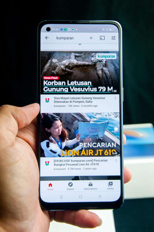 Review Oppo A74 4G: HP Rp 3 Jutaan Layar AMOLED dan Baterai Awet (277260)