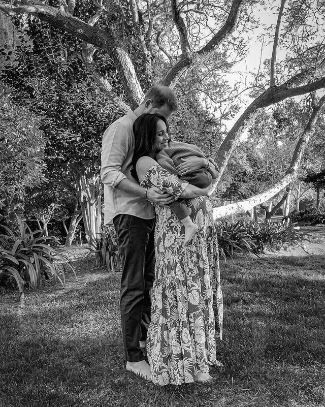 Kenapa Pangeran Harry dan Meghan Markle Belum Membagikan Foto Anak Keduanya? (42095)