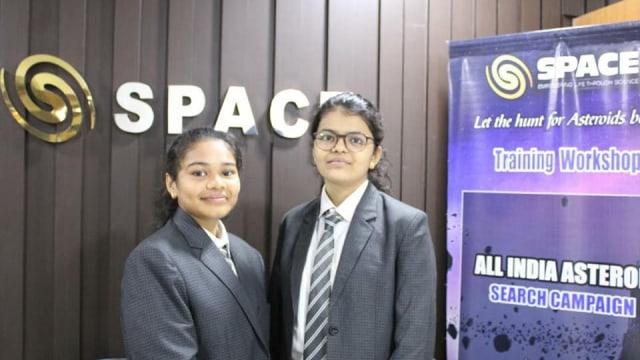 2 Pelajar Asal India Temukan Asteroid yang Sedang Menuju ke Bumi (64509)