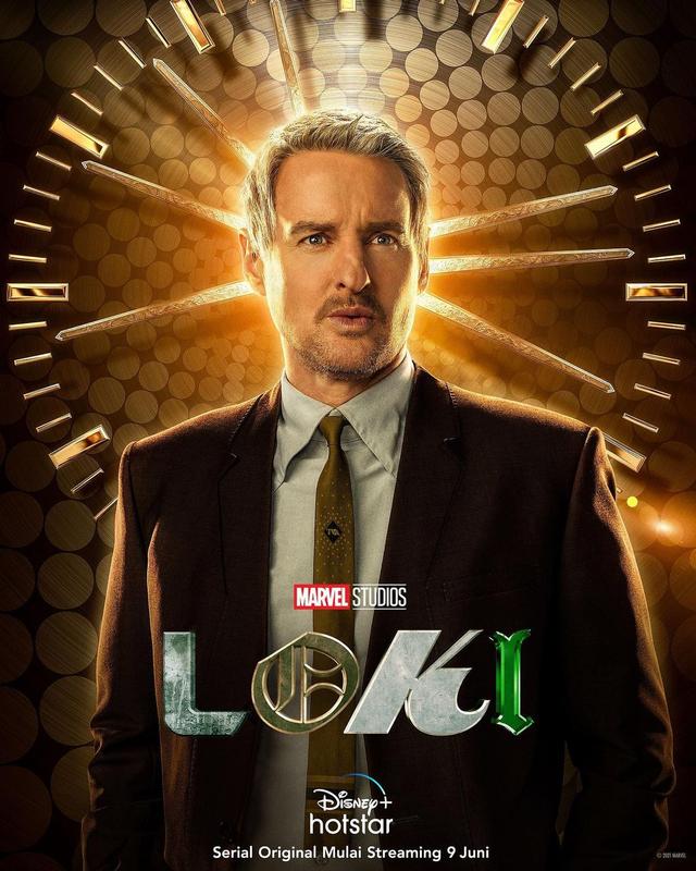 Owen Wilson dan Kebiasaannya Berimprovisasi saat Syuting Serial Loki (165435)