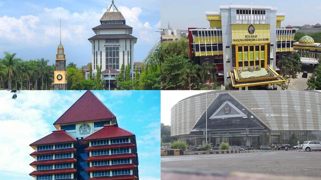 PTN Terbaik Versi THE Asia University Ranking 2021 dengan Biaya Kuliah Termurah (46583)