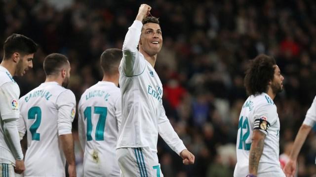5 Rekor Cristiano Ronaldo yang Mustahil Dipatahkan Lionel Messi (641708)