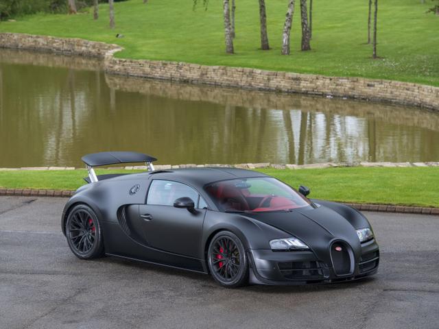Jangan Kaget, Segini Harga Bugatti Veyron Super Sport Produksi Terakhir (375970)