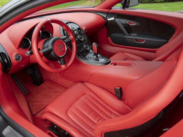 Jangan Kaget, Segini Harga Bugatti Veyron Super Sport Produksi Terakhir (375972)