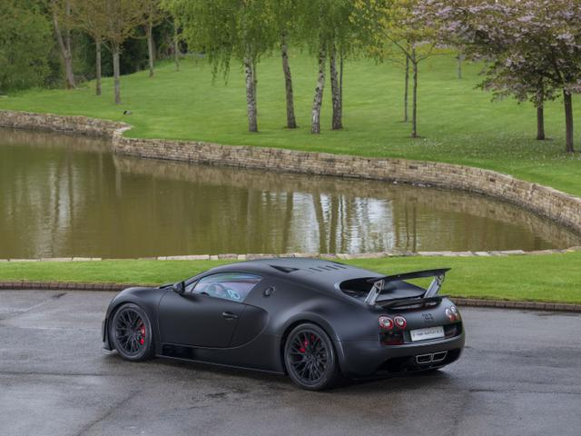 Jangan Kaget, Segini Harga Bugatti Veyron Super Sport Produksi Terakhir (375971)