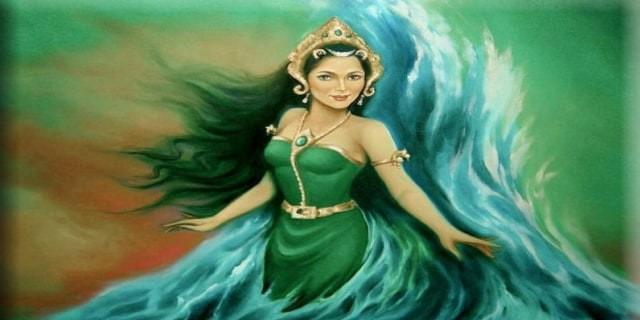 Kisah Nyi Blorong, Sang Panglima Terkuat Pantai Selatan (2925)