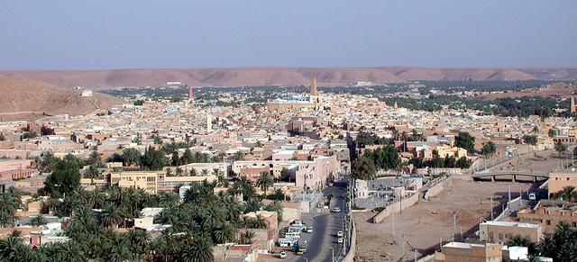 Kota-Kota Berbenteng di Pinggiran Gurun Sahara, Pentapolis Penantang Alam (32831)