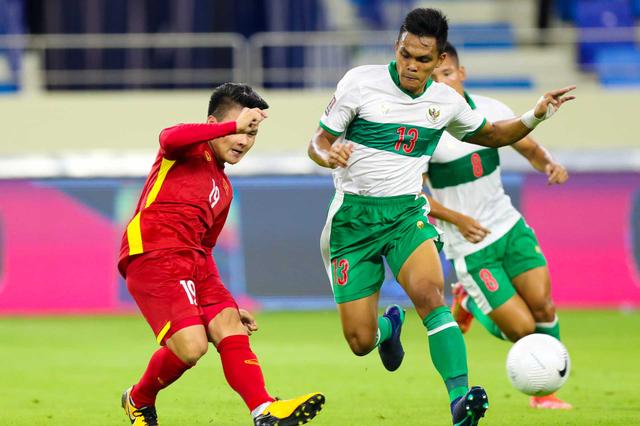 Indonesia vs Uni Emirat Arab: Evan Dimas Gagal Penalti, Garuda Tumbang 0-5 (16511)