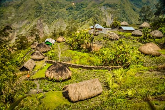 Keunikan Rumah Adat Papua, 5 Fakta Soal Bangunannya (43579)