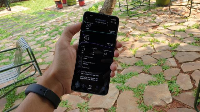 Menjajal 5G Telkomsel Pakai HP Murah Oppo A74 5G Tembus 223 Mbps (260904)