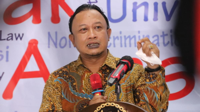 Tak Hadir di Komnas HAM, Pimpinan KPK Enggan Disebut Mangkir (132999)