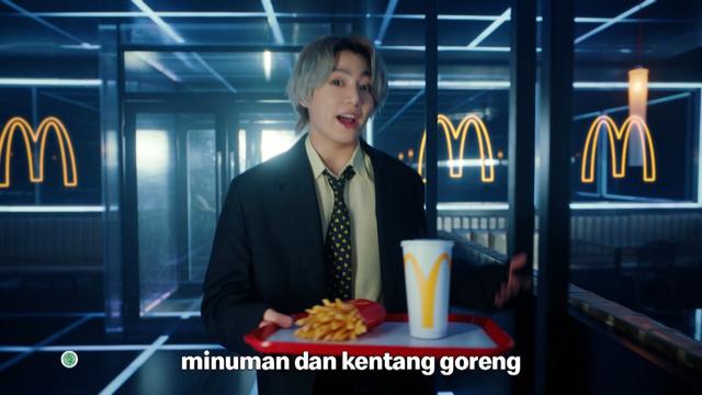 Heboh Kemasan Bekas BTS Meal McDonald's Dijual Jutaan Rupiah di E-commerce (128290)