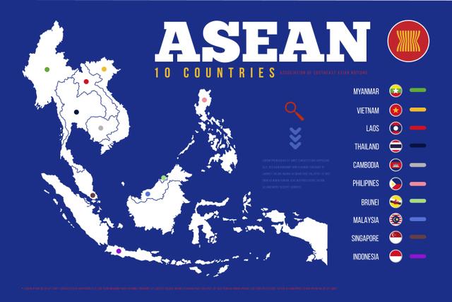 Tata Letak Geografis ASEAN (320567)