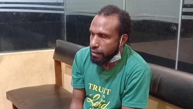 Polisi Serahkan Berkas Perkara Aktor Rusuh Papua ke Kejaksaan  (1151)