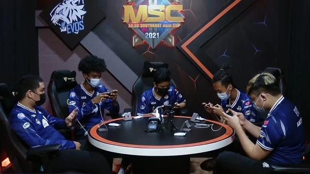 Hasil MSC Mobile Legends: Sempat Tertinggal, Evos Menang 2-1! (331874)