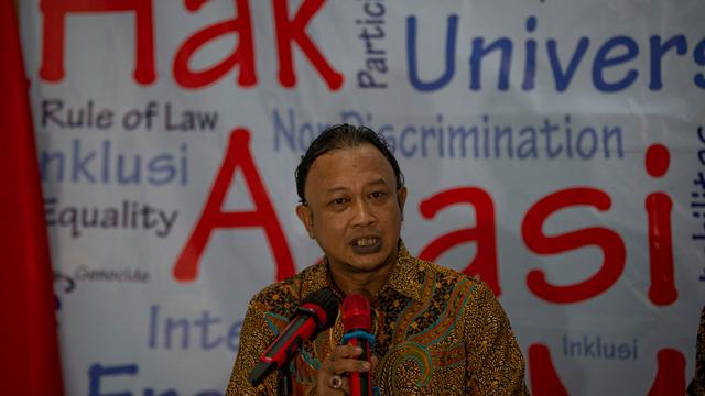 Alasan Pimpinan KPK Tak Mau Hadir di Komnas HAM: Surat Undangan Tidak Jelas (131004)