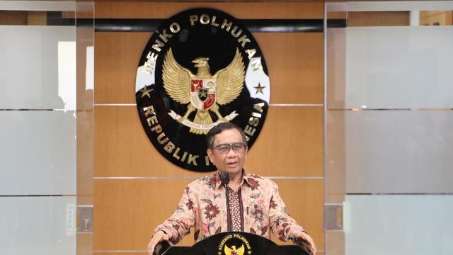 Mahfud MD soal Cuitan SBY terkait Pandemi: Sejak Lama Beliau Selalu Ajak Berdoa (324464)