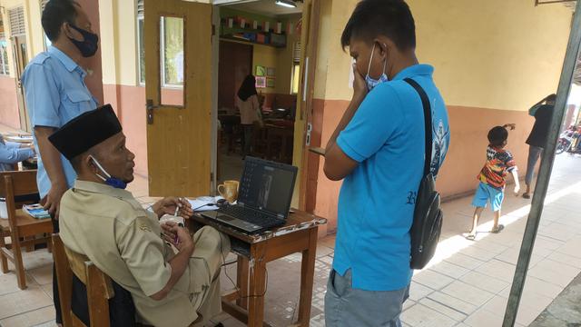 Hari Pertama Dibuka, Situs PPDB SD di Batam Sulit Diakses (115230)
