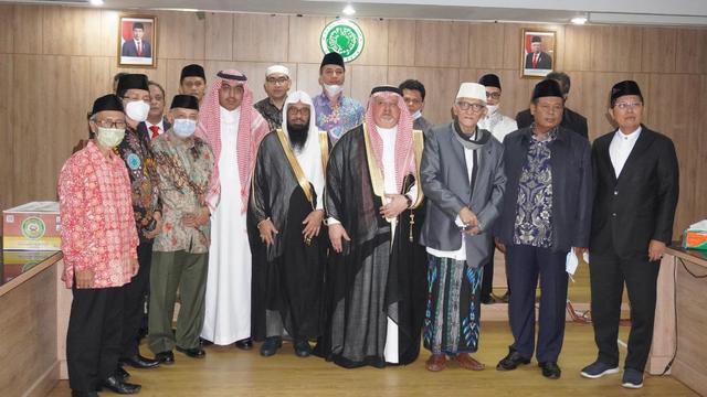 Dubes Arab Saudi Diminta Diganti Imbas Jemaah Haji 2021 Batal Berangkat (40834)