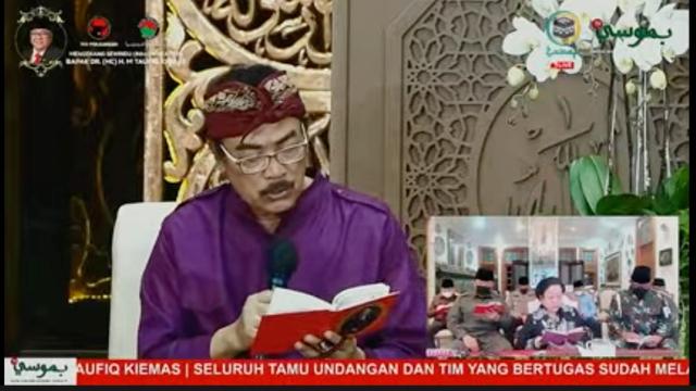 Mega, Puan, hingga BG Peringati Sewindu Wafatnya Taufiq Kiemas (567013)