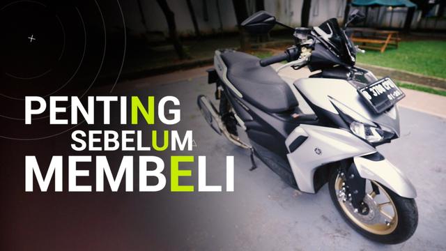 Video: Suka Duka Pemakaian 6 Bulan All New Yamaha Aerox 155 Connected (42579)