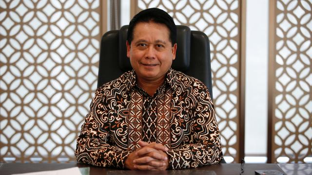 Cerita Hery Gunardi Selesaikan S3 Unpad di Tengah Kesibukan sebagai CEO BSI (41197)