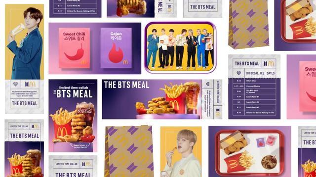 Diburu Ibu hingga Anak, Sampai Kapan Menu BTS Meal Hadir di McDonald's? (39023)