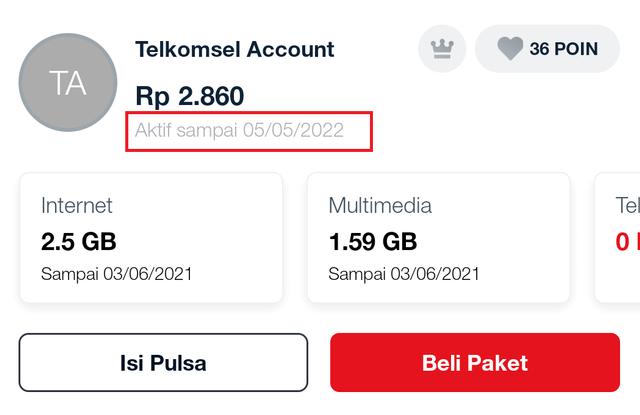 Cara Cek Masa Aktif Kartu Telkomsel, Tanpa Pakai Ribet (13876)