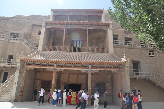 Foto: Menikmati Destinasi Wisata Kota Dunhuang, China (25327)