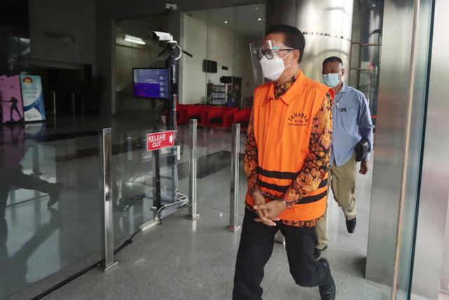 Nurdin Abdullah Didakwa Terima Suap dan Gratifikasi Rp 12,8 Miliar (90667)