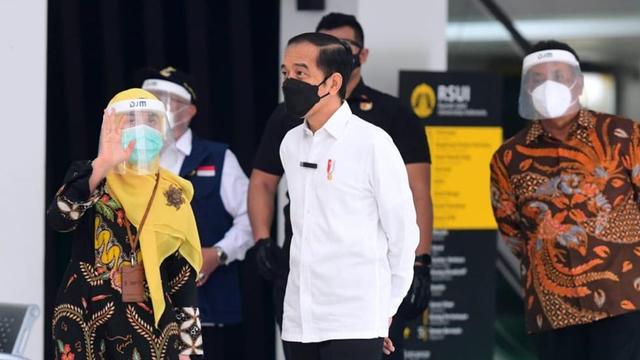 Kritik Wacana Presiden 3 Periode: Seperti Orba; Jokowi Dinilai Tak Tegas Menolak (443947)