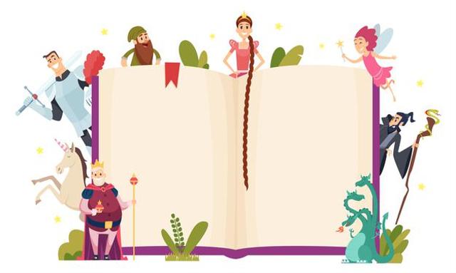 "Cerita Dongeng Anak ""Rapunzel"" (26512)"