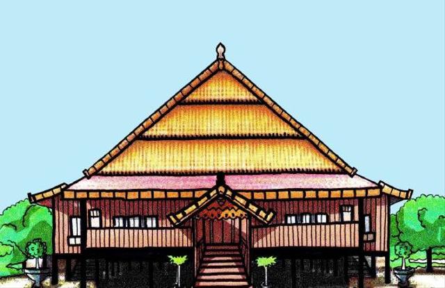 Rumah Adat Jawa Barat Jolopong, Wujud Arsitektur Masyarakat Sunda (166958)