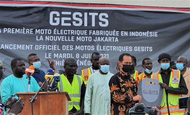 GESITS Laku Ratusan Unit di Senegal, Ekspor Mulai Kuartal Ketiga 2021 (401563)