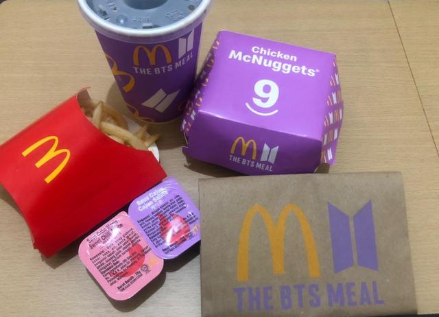 Begini Cerita Para Ibu yang Rela Buru Menu BTS Meal dari McDonald's Demi Anak (106633)