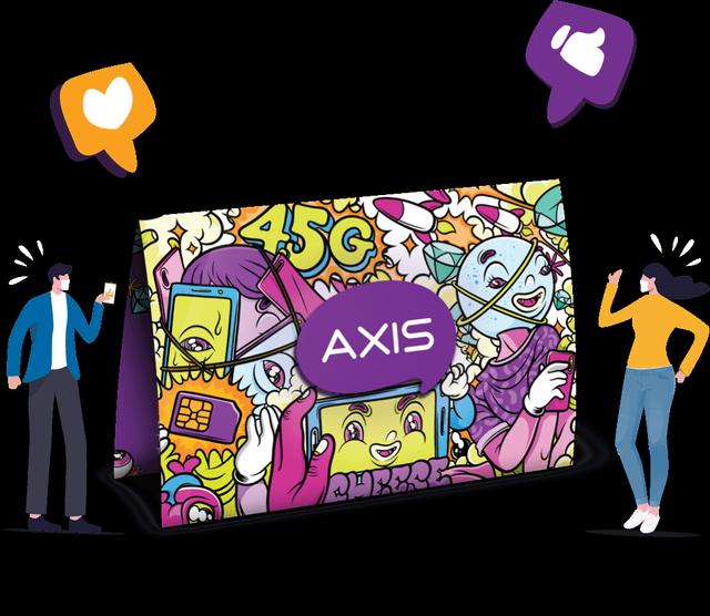 Cek Kuota Axis, Internetan Jadi Lancar! (30848)