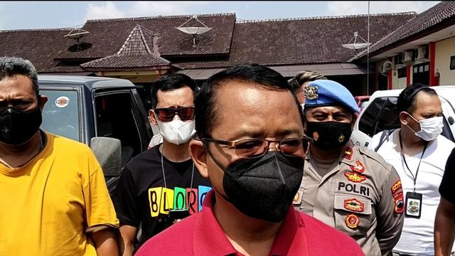 Polisi Blora Tangkap 3 Pelaku Pencurian Mobil Asal Madura (307036)